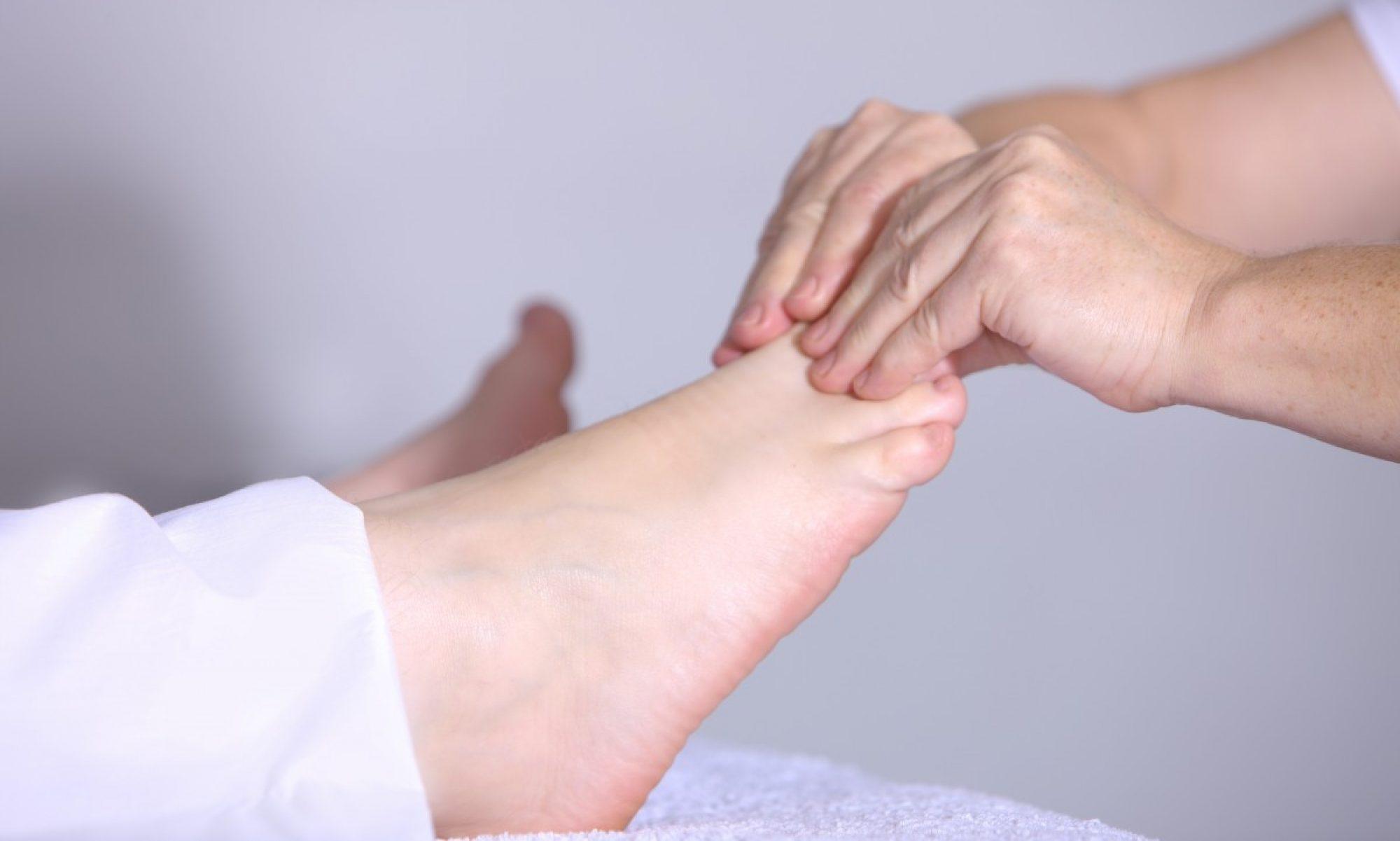 Gemma Smeets voetreflextherapie
